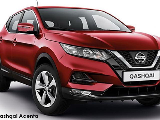 Nissan Qashqai 1.2T Acenta auto
