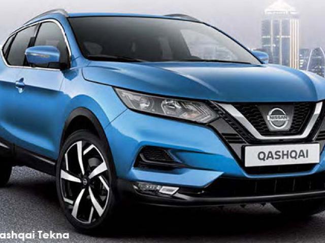Nissan Qashqai 1.5dCi Tekna