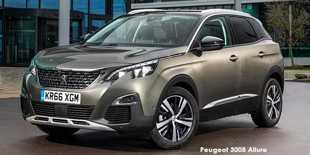 New Car Quotes   Peugeot 3008 2.0HDi Active
