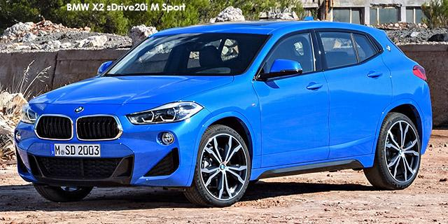 New Car Quotes Bmw X2 Sdrive20i M Sport Auto
