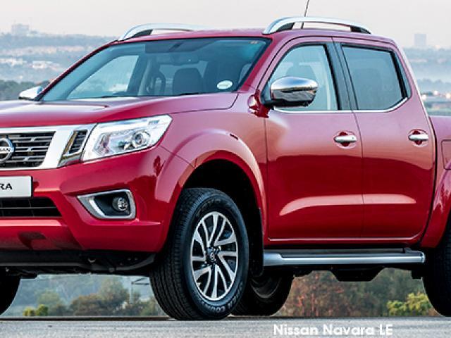 Nissan Navara 2.3D double cab LE auto