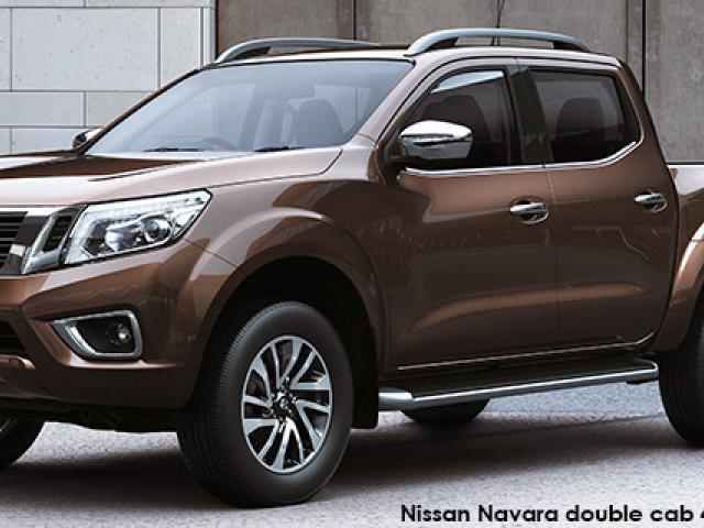 Nissan Navara 2.3D double cab 4x4 LE