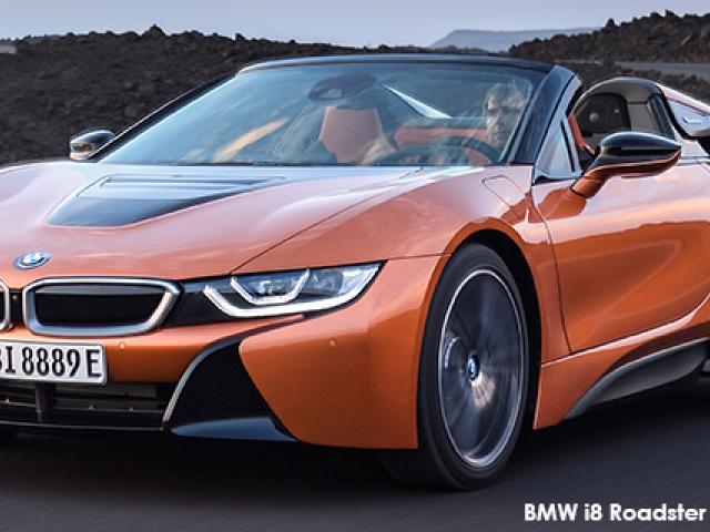 BMW i8 eDrive Roadster