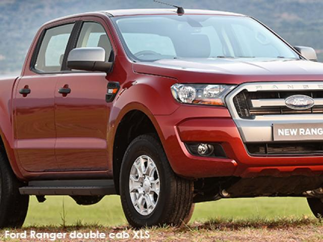 Ford Ranger 2.2 double cab Hi-Rider XL auto