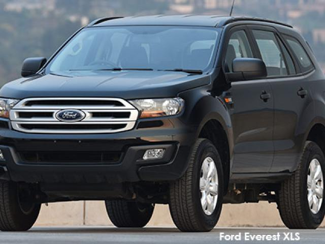 Ford Everest 2.2 XLS auto