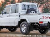 Toyota Land Cruiser 79 Land Cruiser 79 4.0 V6 double cab - Thumbnail 2