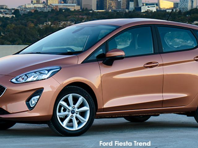 Ford Fiesta 1.5TDCi Trend