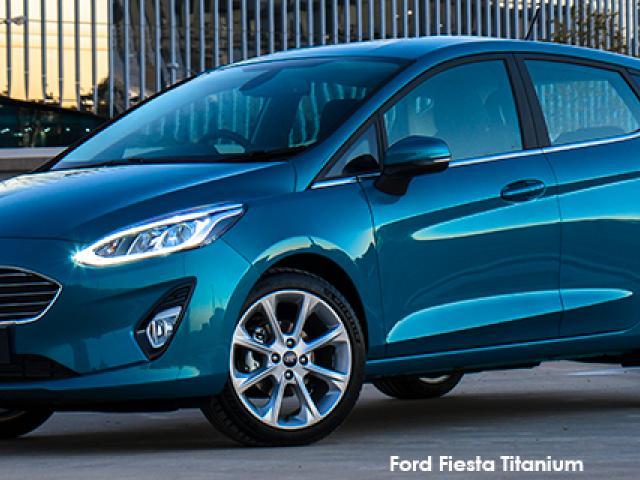 Ford Fiesta 1.0T Titanium auto