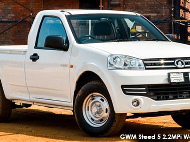 GWM Steed 5 2.2MPi Workhorse