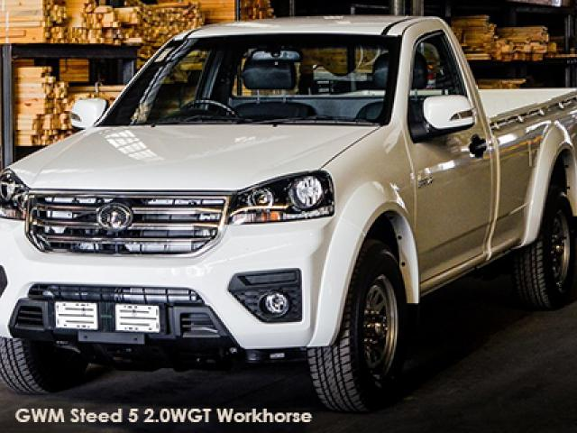GWM Steed 5 2.0WGT 4x4 Workhorse
