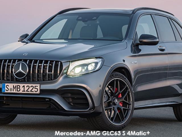 Mercedes-AMG GLC GLC63 S 4Matic+ Edition 1