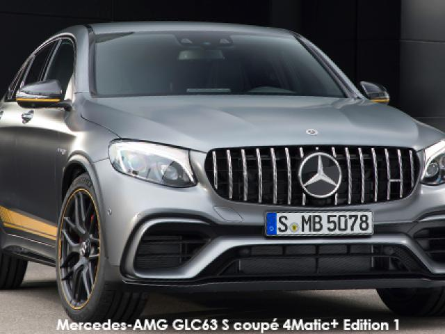 Mercedes-AMG GLC GLC63 S coupe 4Matic+ Edition 1
