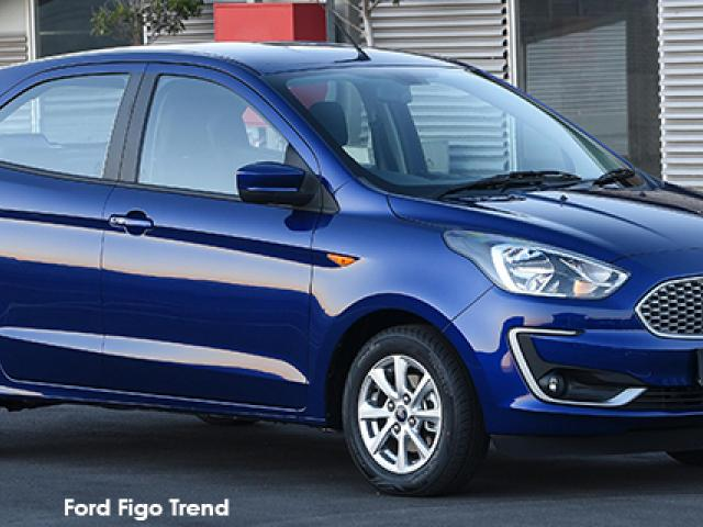 Ford Figo hatch 1.5 Trend auto