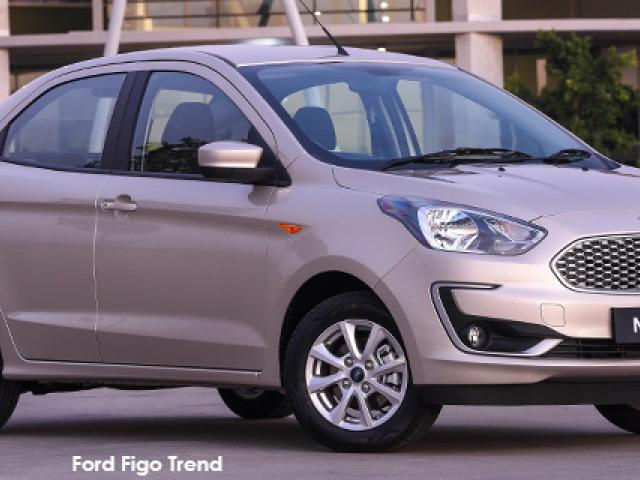 Ford Figo sedan 1.5 Ambiente
