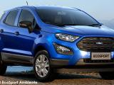 Ford EcoSport 1.5TDCi Ambiente - Thumbnail 1