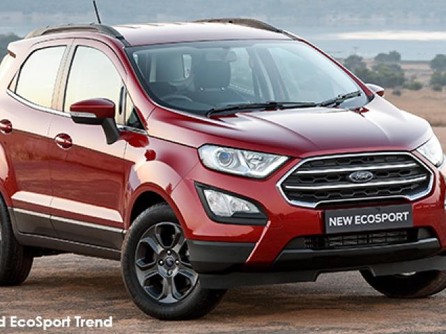Ford EcoSport 1.0T Trend