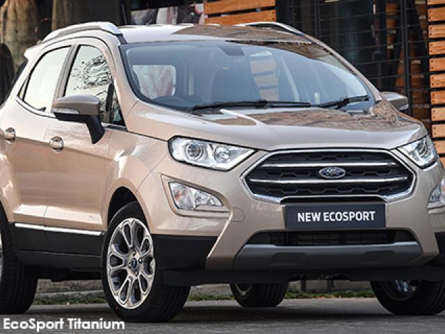 Ford EcoSport 1.0T Titanium auto