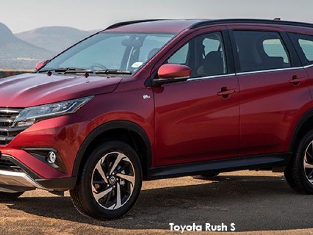 Toyota Rush 1.5 S auto