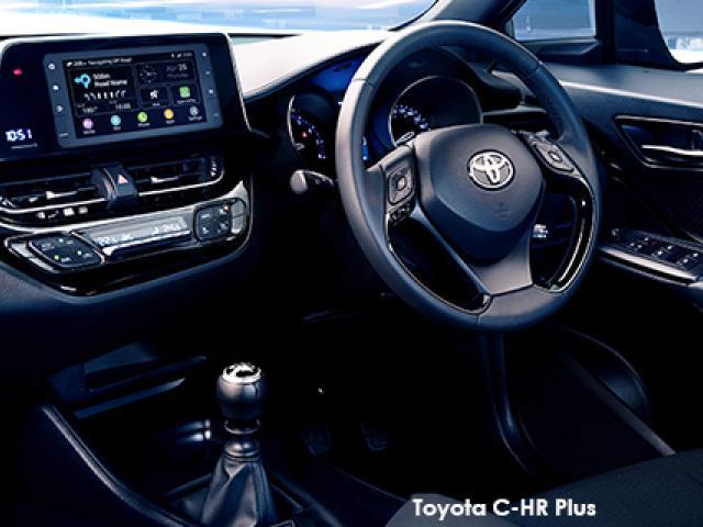 Toyota C-HR 1.2T Plus auto