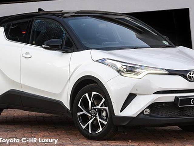 Toyota C-HR 1.2T Luxury