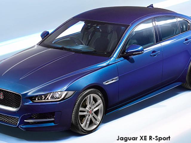 Jaguar XE 25t R-Sport