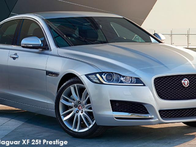 Jaguar XF 20d Prestige