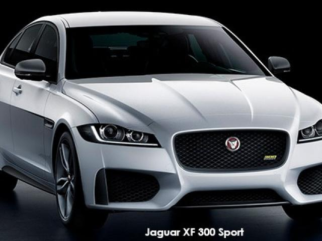 Jaguar XF 300 Sport