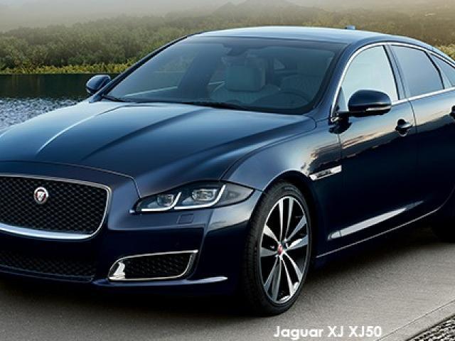 Jaguar XJ 3.0D XJ50