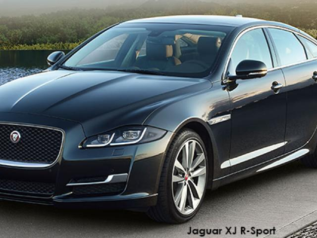 Jaguar XJ 3.0 Supercharged R-Sport