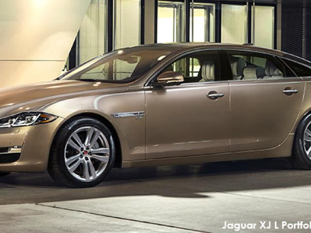 Jaguar XJ 3.0 Supercharged Portfolio