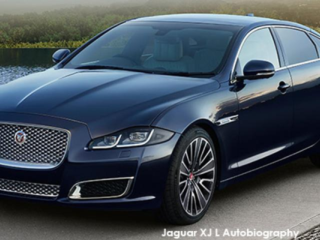 Jaguar XJ 5.0 Supercharged Autobiography