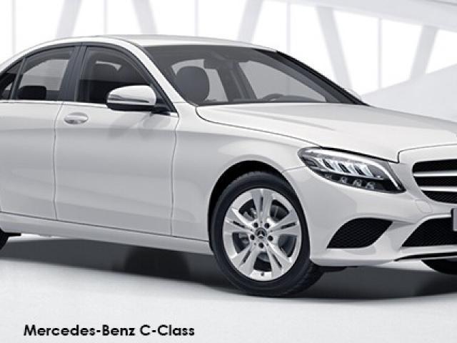 Mercedes-Benz C-Class C200 auto