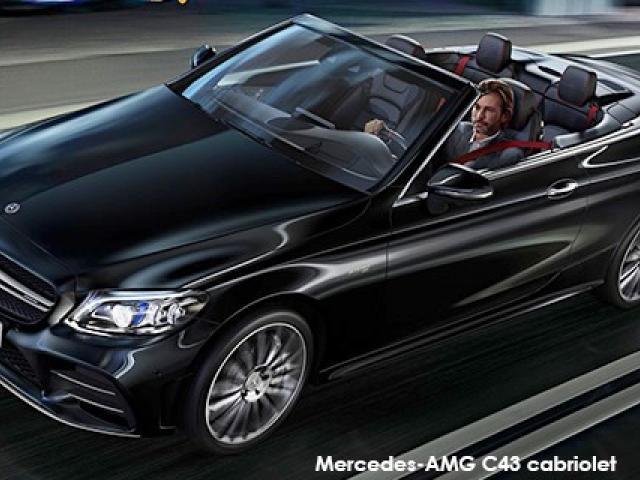 Mercedes-AMG C-Class C43 cabriolet 4Matic