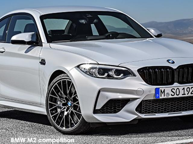 BMW M2 M2 competition auto
