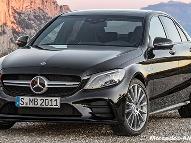 Mercedes-AMG C-Class C43 4Matic