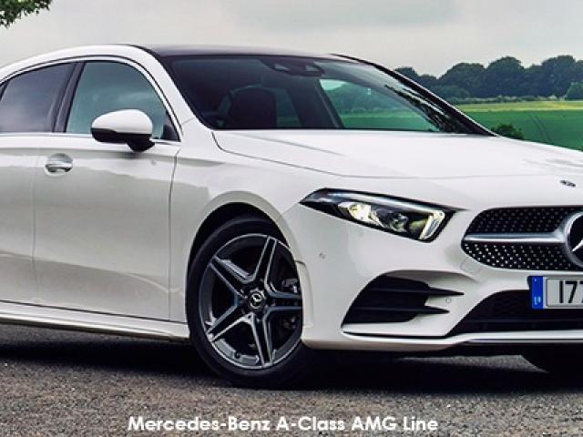 Mercedes-Benz A-Class A200 hatch AMG Line