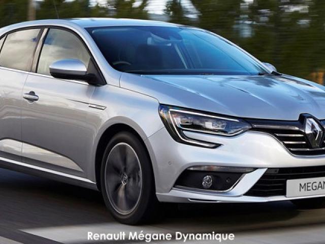 Renault Megane 97kW Dynamique auto