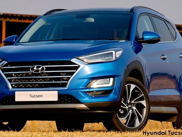 Hyundai Tucson 2.0D Elite
