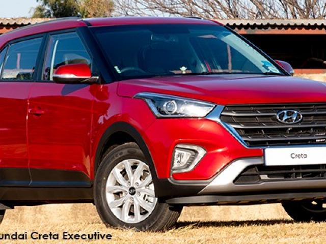 Hyundai Creta 1.6D Executive