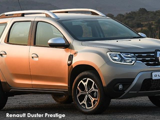 Renault Duster 1.5dCi Prestige