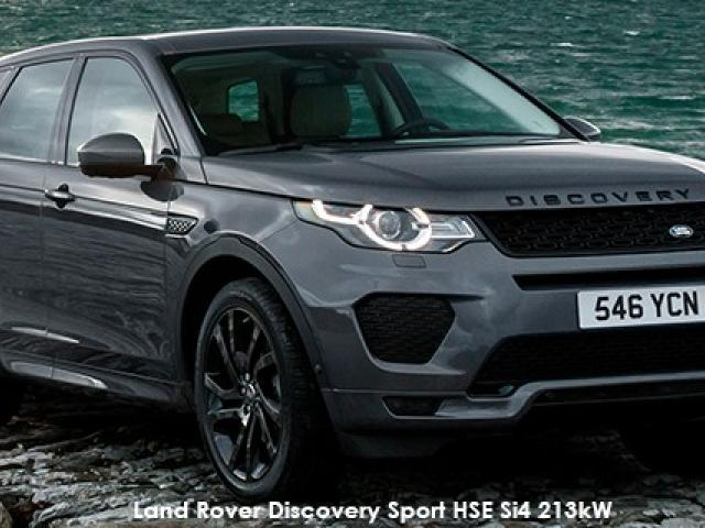 Land Rover Discovery Sport HSE Si4 213kW