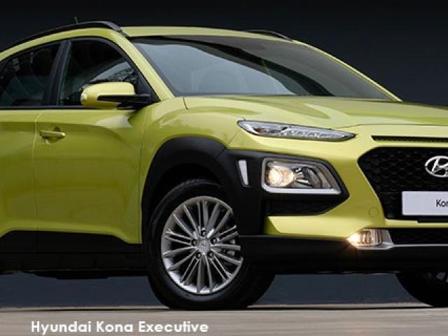 Hyundai Kona 1.0T Executive
