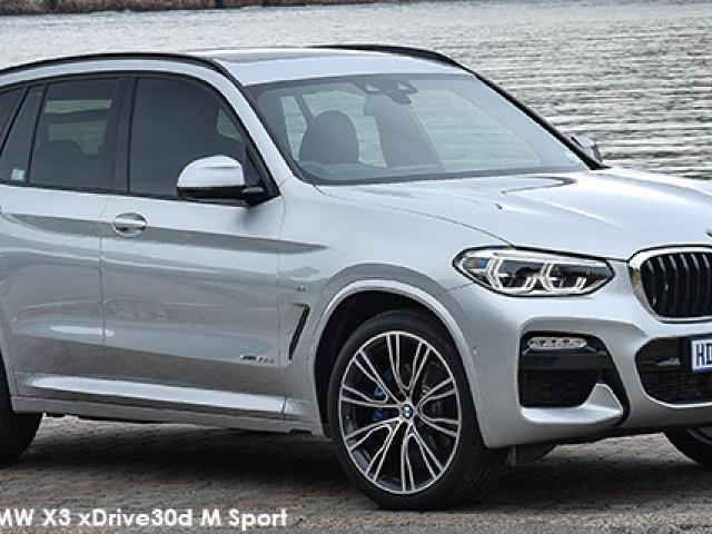 BMW X3 sDrive20i M Sport