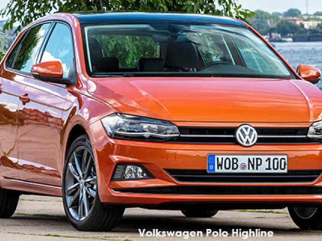 Volkswagen Polo hatch 1.0TSI Highline auto