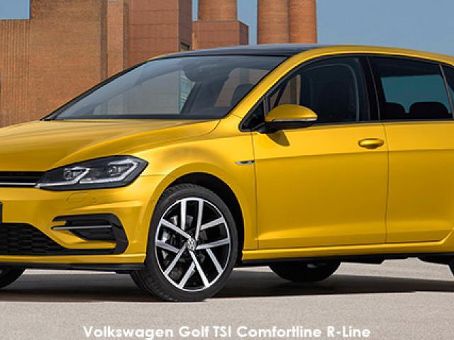 Volkswagen Golf 1.0TSI Comfortline R-Line