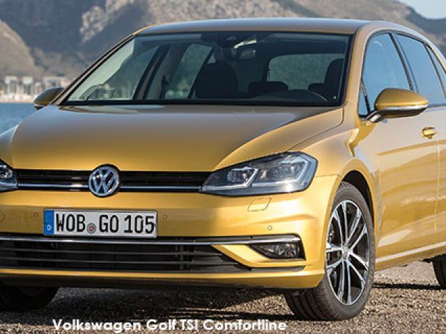 Volkswagen Golf 1.4TSI Comfortline