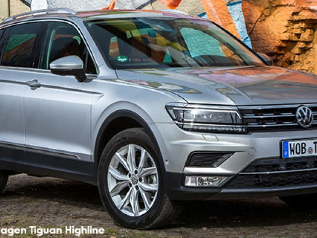 Volkswagen Tiguan 2.0TSI 4Motion Highline