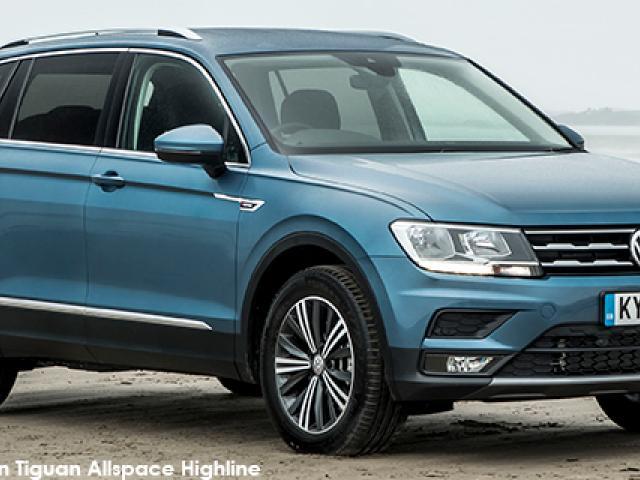 Volkswagen Tiguan Allspace 2.0TSI 4Motion Comfortline