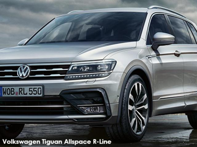 Volkswagen Tiguan Allspace 2.0TSI 4Motion Comfortline R-Line