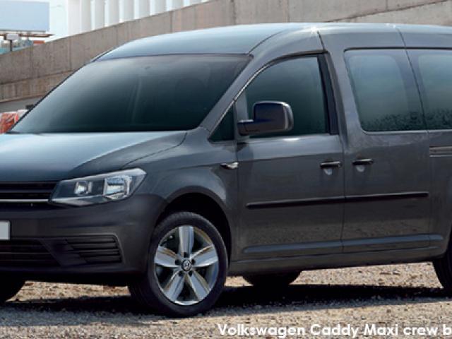 Volkswagen Caddy Maxi 2.0TDI crew bus auto